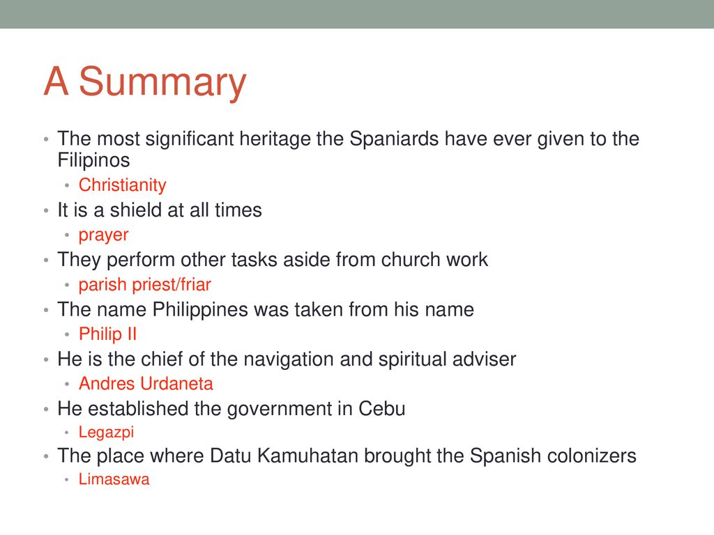Table of Contents LESSON 1: THE COMING OF THE SPANIARDS IN
