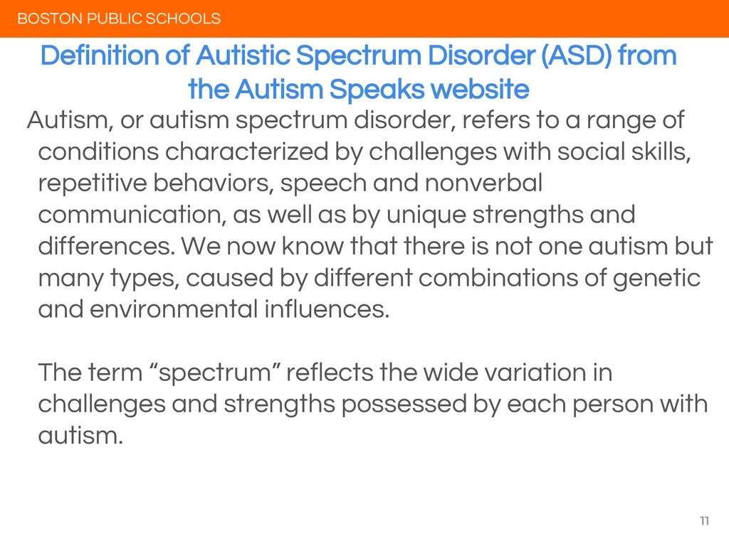 english learners on autism spectrum - ppt download