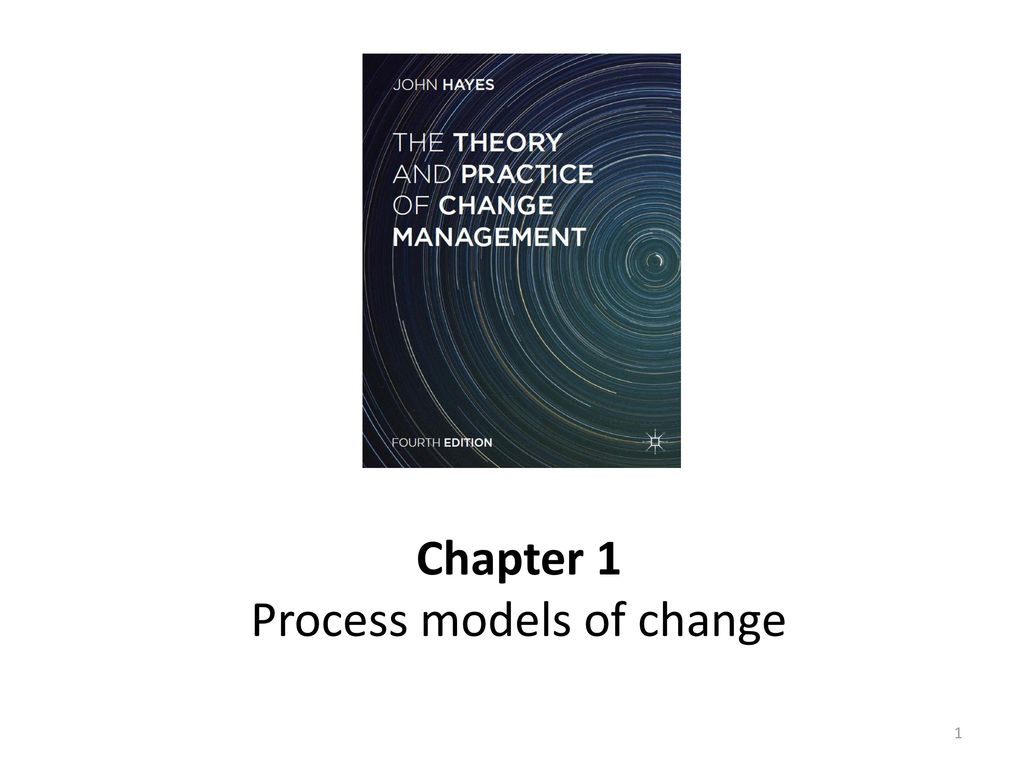 Process models of change - ppt download