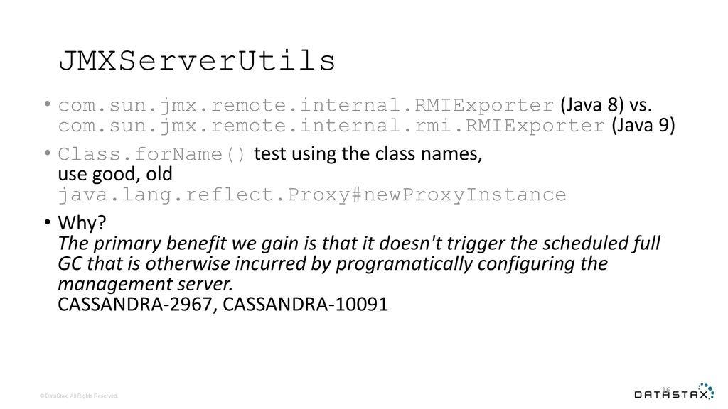 Java 8 Enable Jmx
