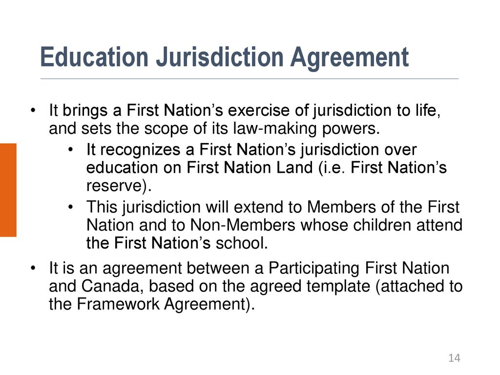 Education Jurisdiction An Overview Ppt Download