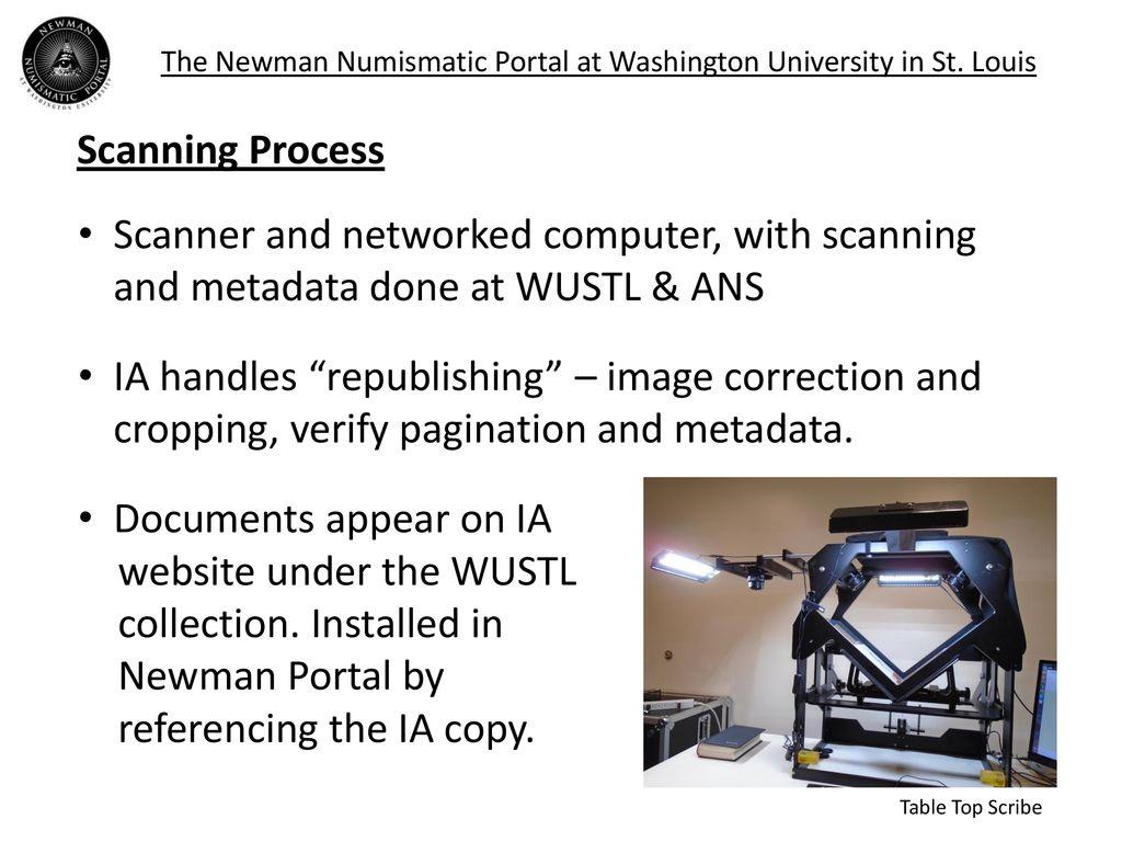 foto de The Newman Numismatic Portal at Washington University in St. Louis ...
