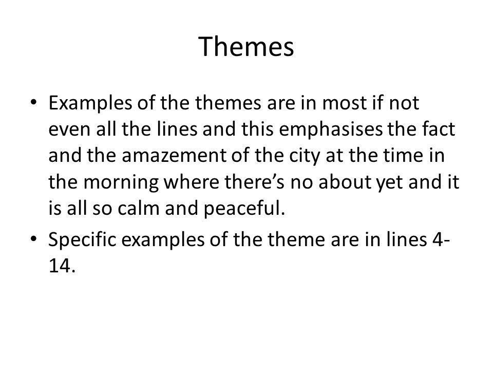 composed upon westminster bridge analysis