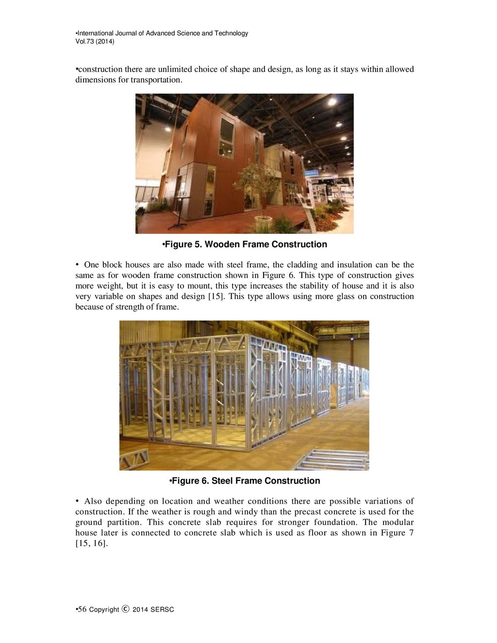 Prefabricated Technology in a Modular House - ppt download