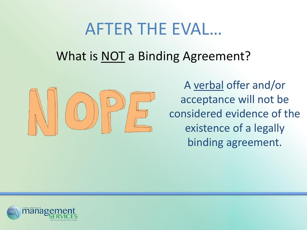 Step 3 Legally Binding Agreements And Contracts Ppt Download