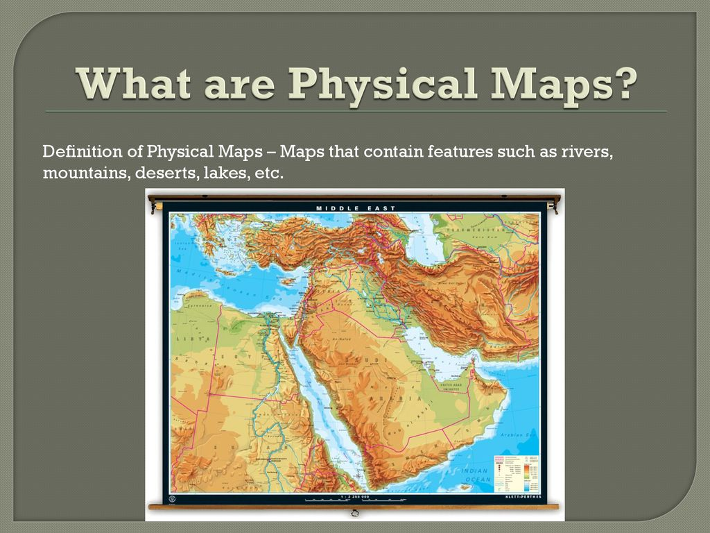 Geography Skills Review - ppt download
