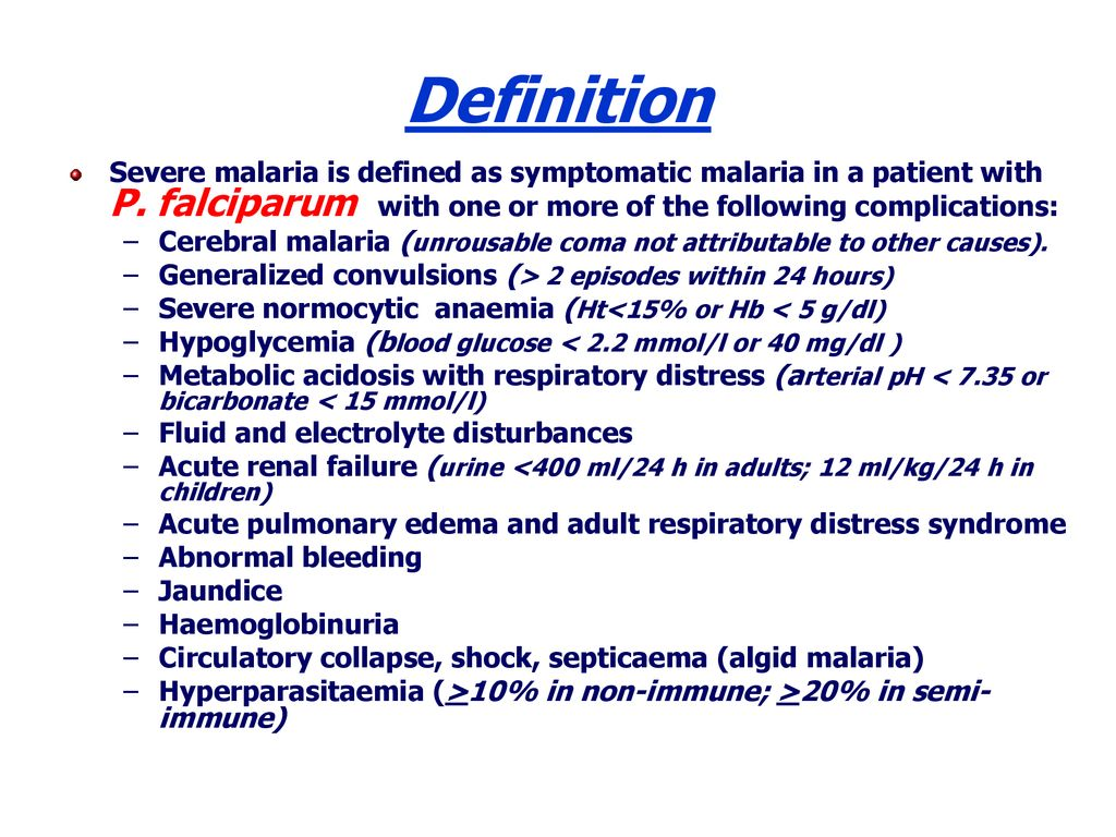 malaria an overview of life-cycle, morphology and clinical picture
