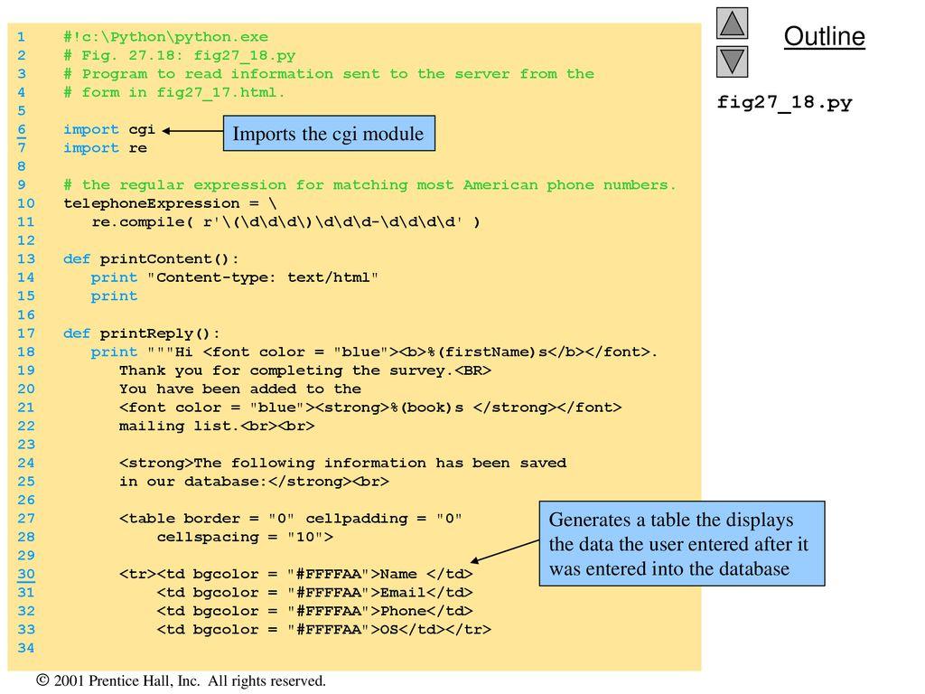 Python Html Table Color