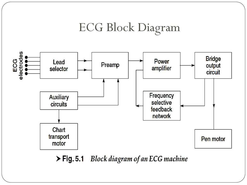 block diagram of ecg basic wiring diagram u2022 rh rnetcomputer co Basic Computer Block Diagram Basic Computer Block Diagram