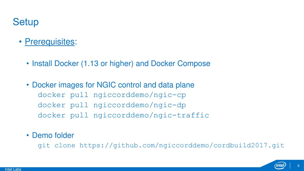 Next Gen Infrastructure Core (NGIC) Hands-On Demo - ppt download