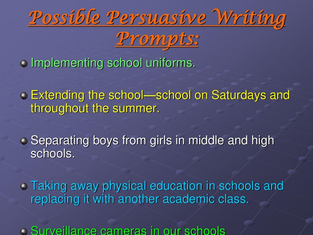 Physical education essay topics