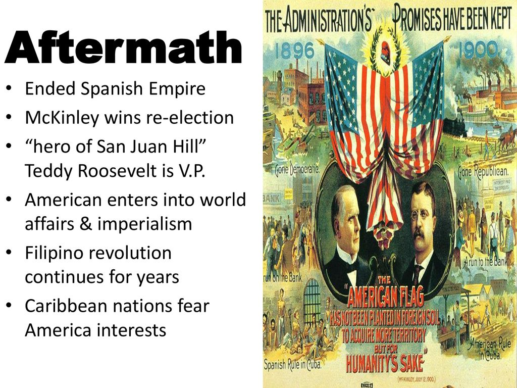 The Spanish-American War - ppt download