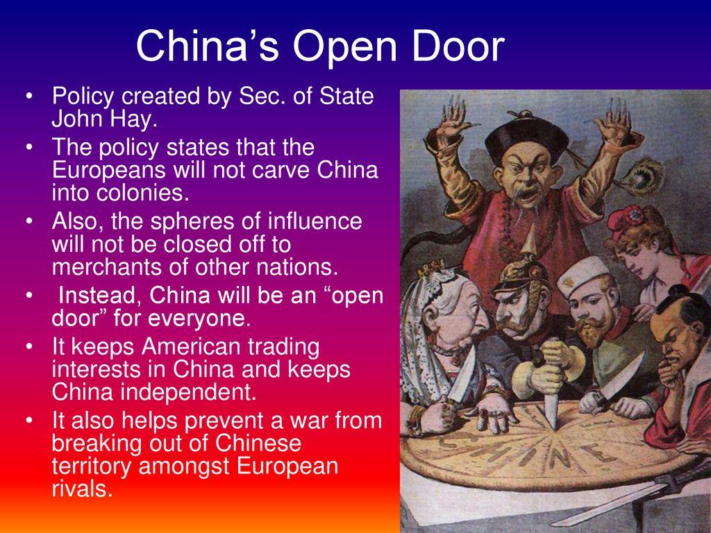 open door policy john hay chinas open door policy created sec of state john hay jpg 1024x768 john hay open door policy wwwtopsimagescom