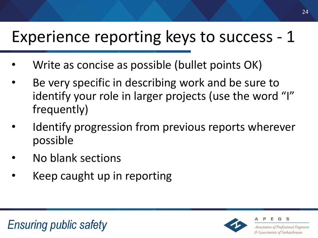 Work Experience Reporting Orientation - ppt download
