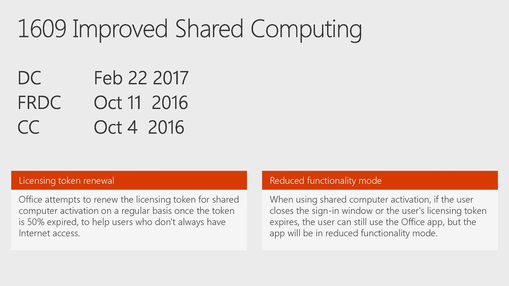 Virtualize Office 365 ProPlus - ppt download