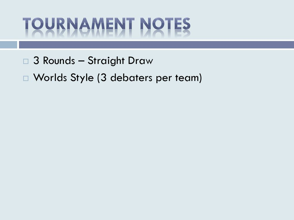 9/8/2018 Worlds Style Briefing - ppt download