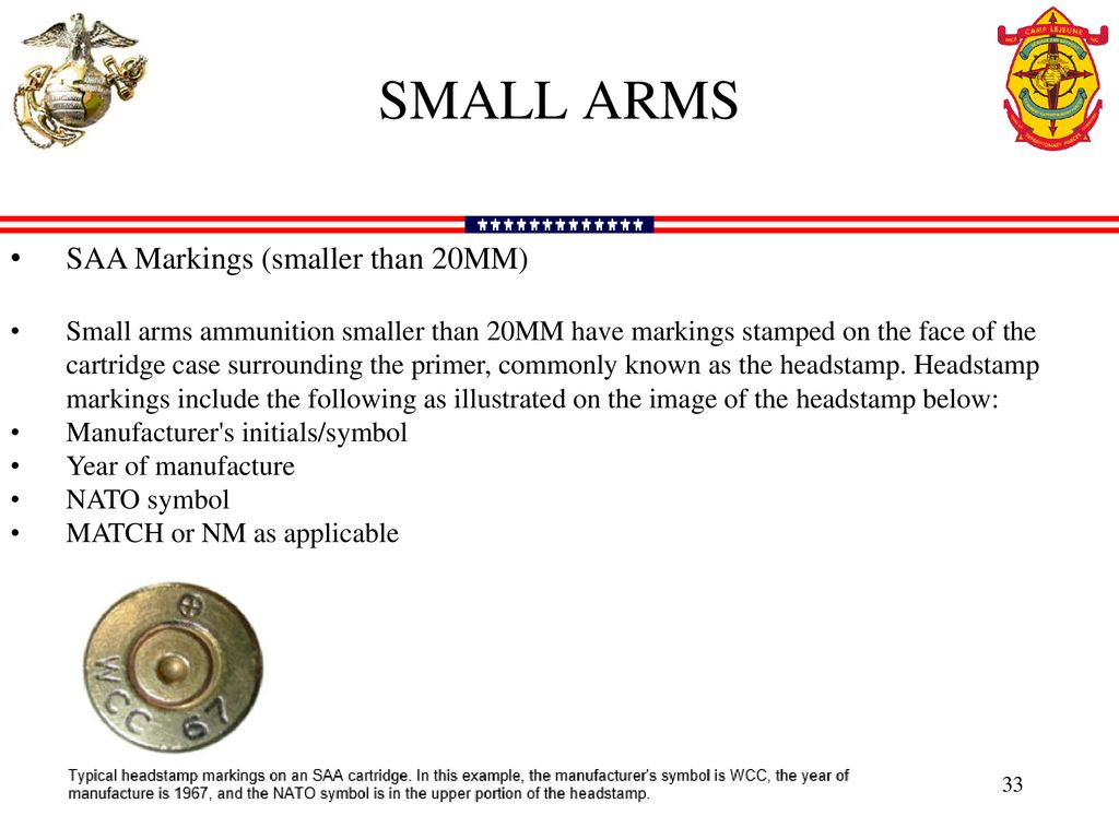 SMALL ARMS  - ppt download