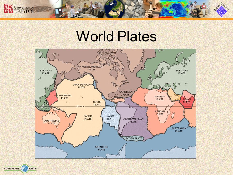 The Structure Of The Earth And Plate Tectonics Ppt Download