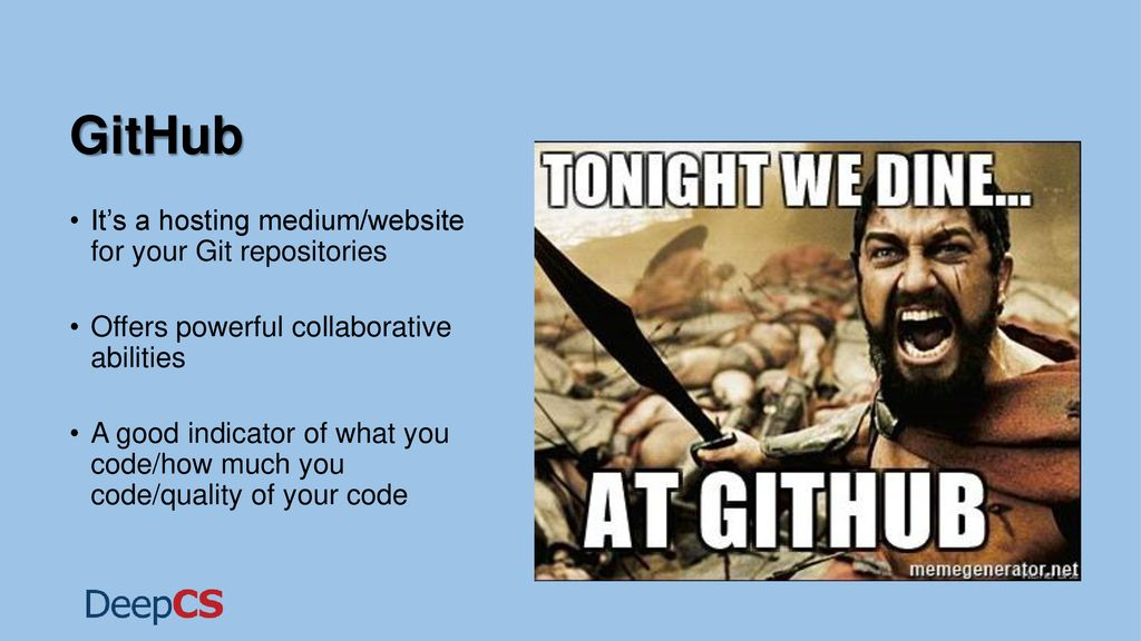 Version Control with Git and GitHub - ppt download
