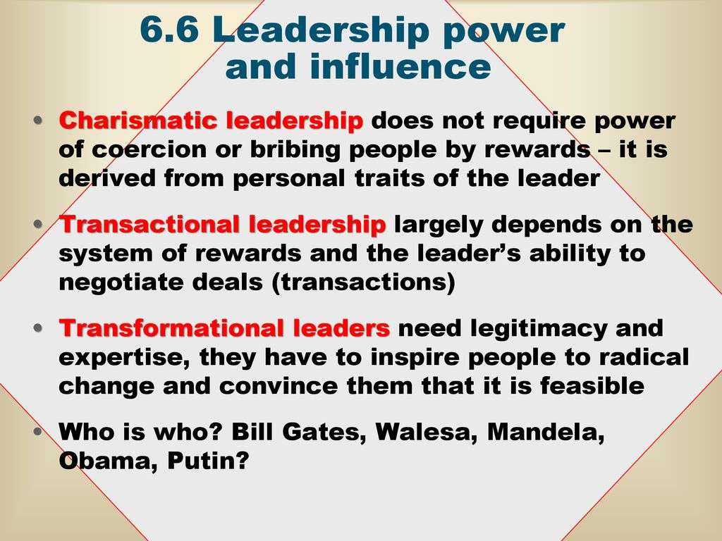 Leadership Ppt Download