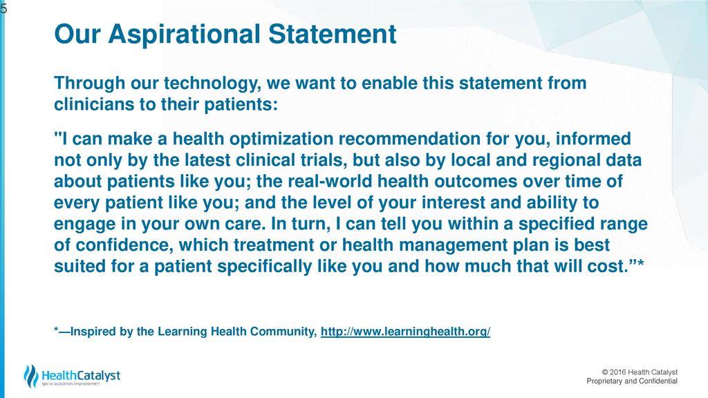 Health Catalyst Care Management Suite - ppt download