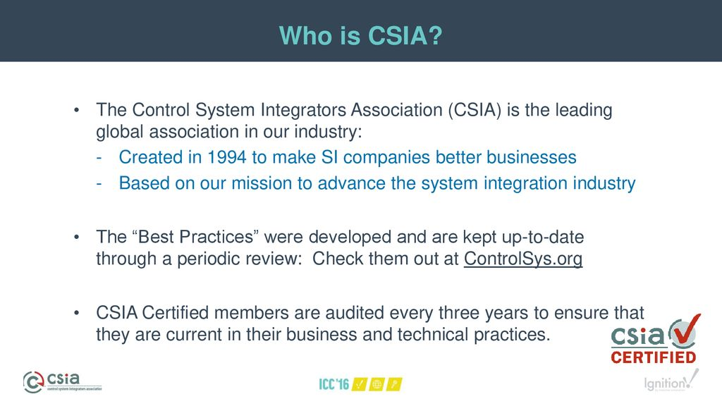Csia Best Practices Accelerate System Integrator Company Growth