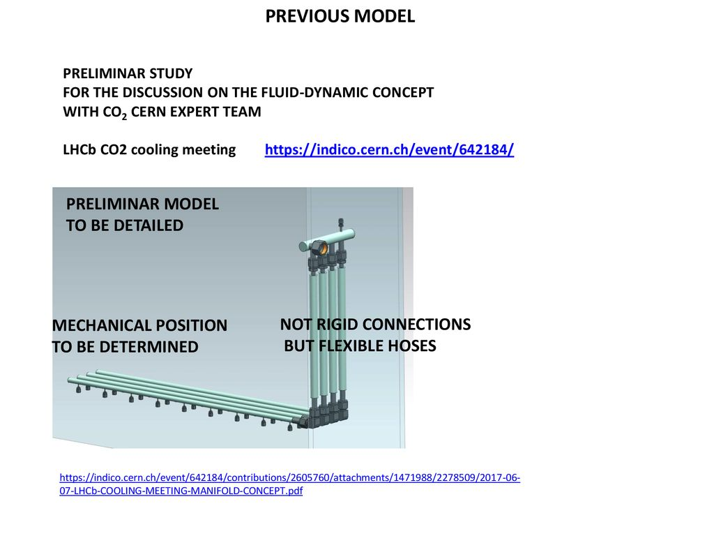 update on UT cooling system - ppt download