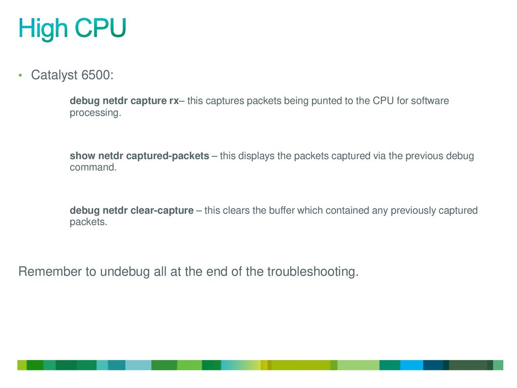 Troubleshooting and Upgradation On Cisco LAN switches - ppt