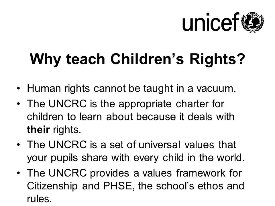 Your Childs Rights Response To >> A Brief Guide To The United Nations Convention On The Rights Of The