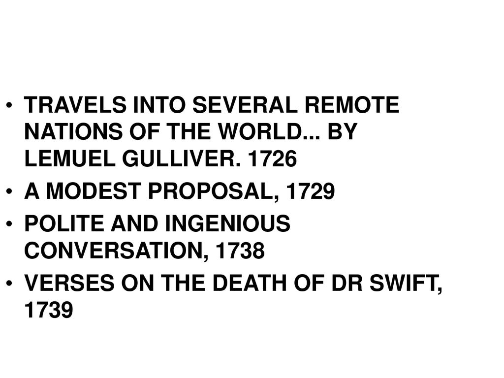 verses on the death of dr swift