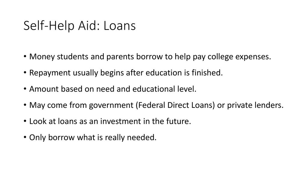 Financial Aid Association ISFAA Ppt Download