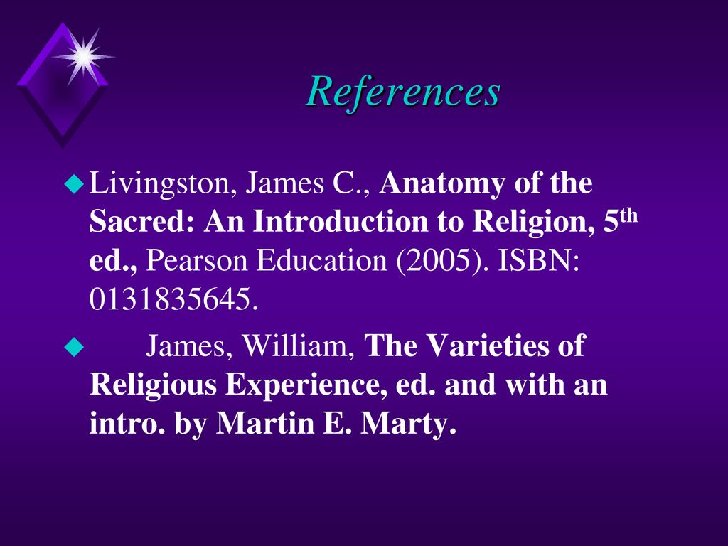 WHAT IS RELIGION? A FIRST LOOK - ppt download