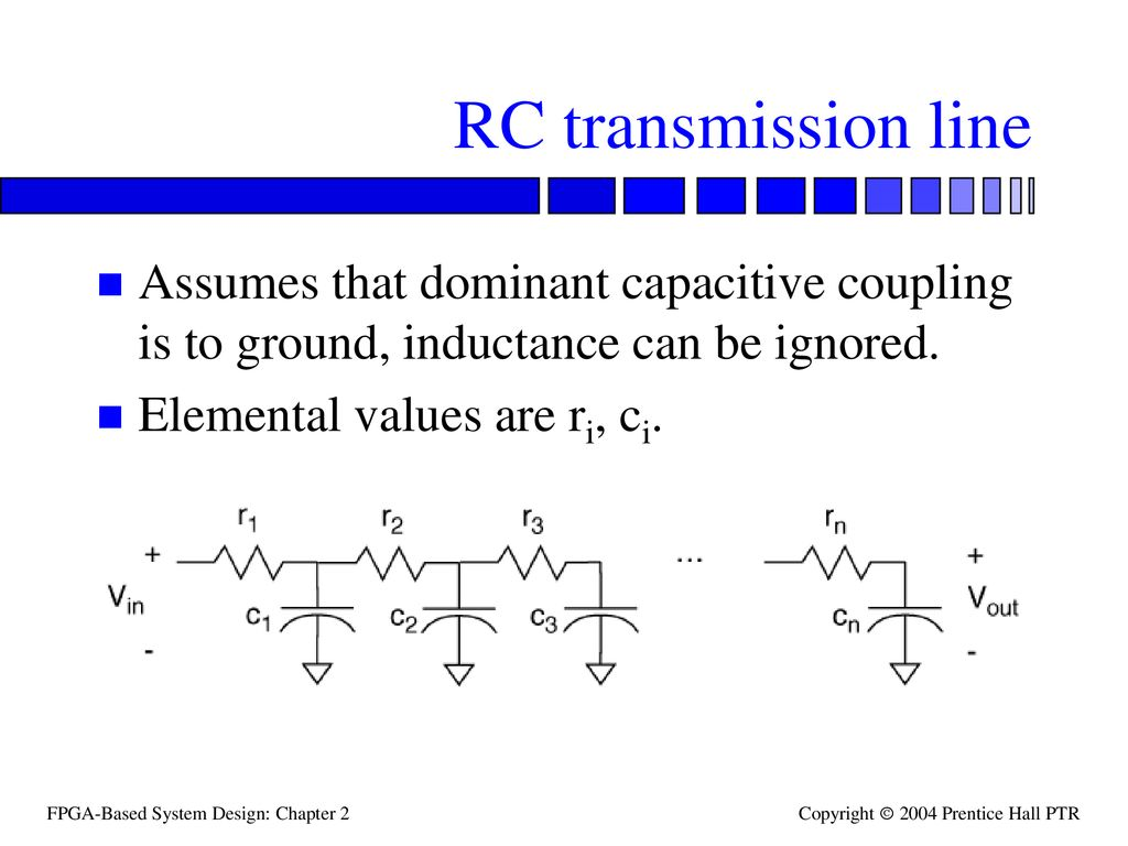 Topics Driving Long Wires Ppt Download Wiring Templates Electrical Powerpoint Template 3 Rc Transmission