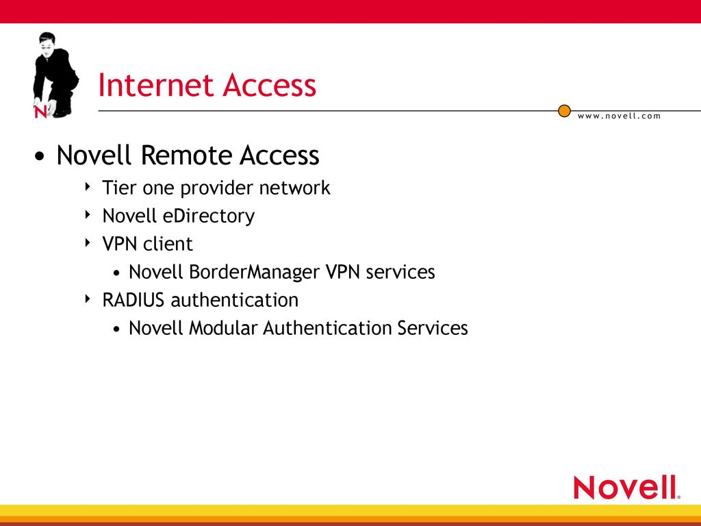 Novell IS&T: Deploying Internet Offices to Reduce Branch Office