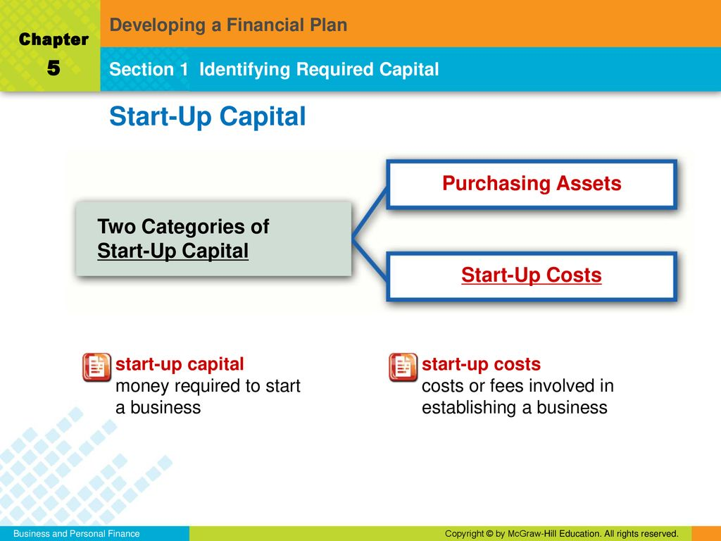 Developing a Financial Plan - ppt download