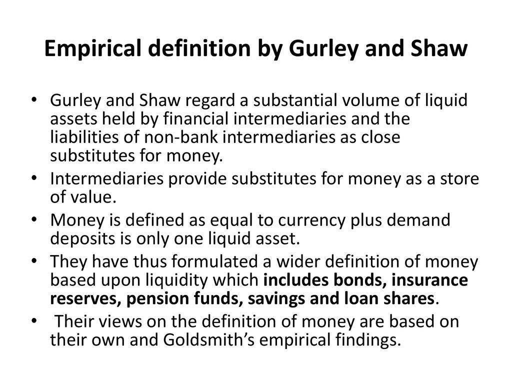 gurley definition