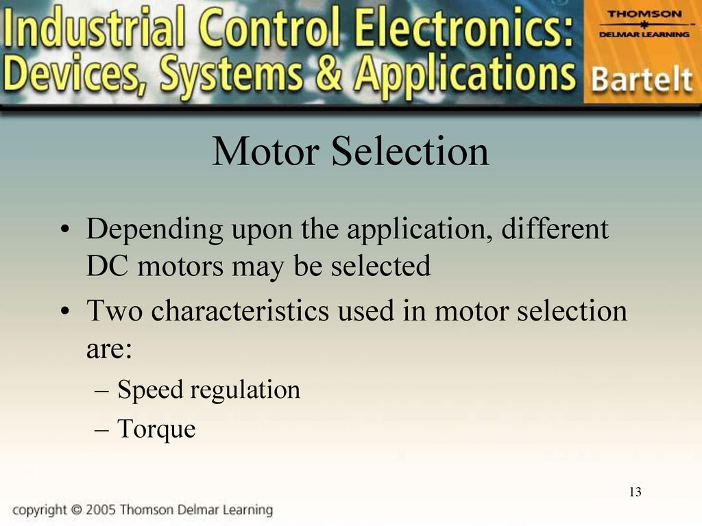 Chapter 5 DC Motors. - ppt download