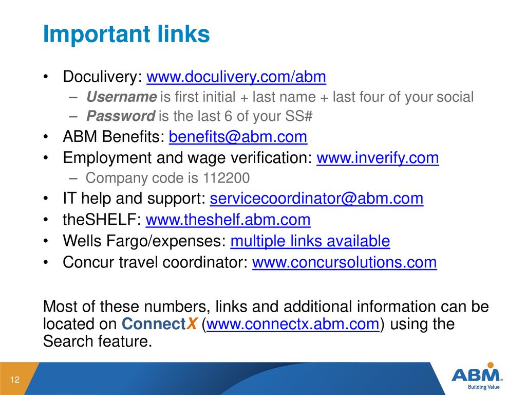 Congratulations and Welcome to ABM - ppt download