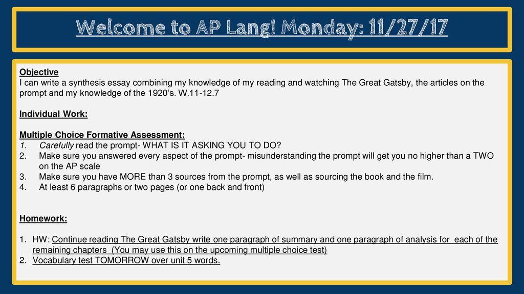 Lesson Frames and Agendas: Quarter 2 - Week 7 Nov. 27-Dec. 01, ppt ...