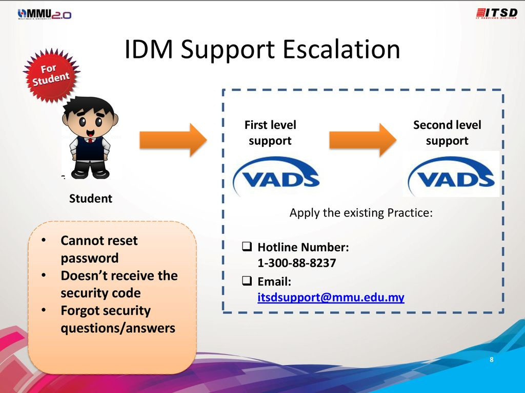IDM LAUNCHING  - ppt download