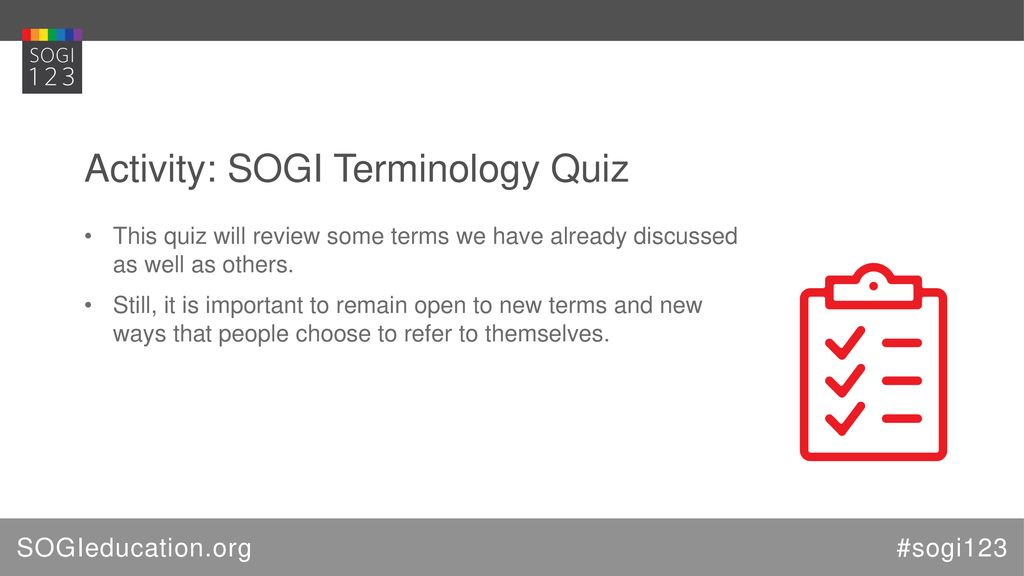 SOGIeducation org #sogi ppt download
