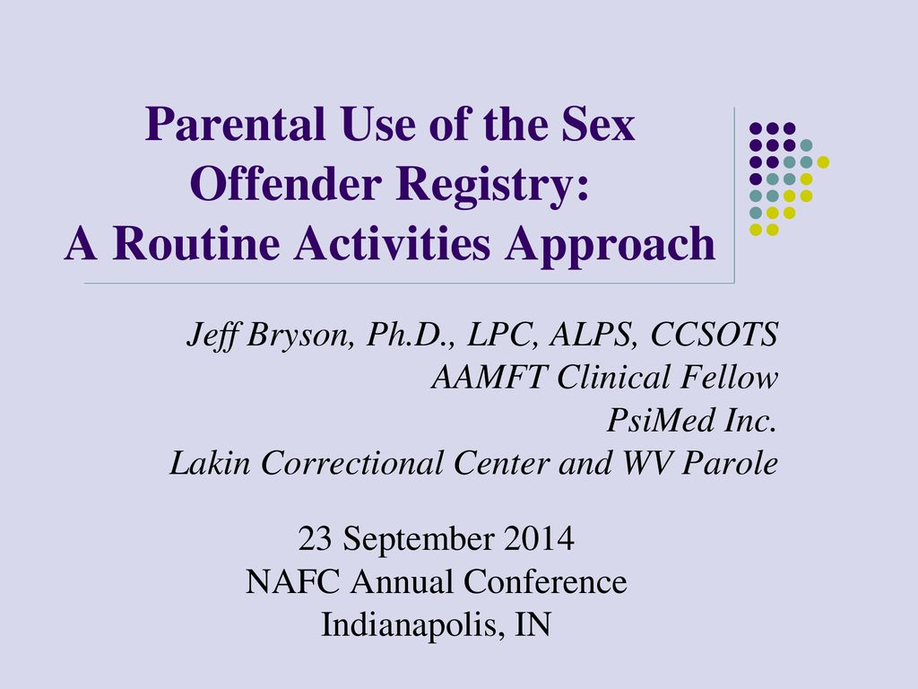 NAFC Annual Conference - ppt download