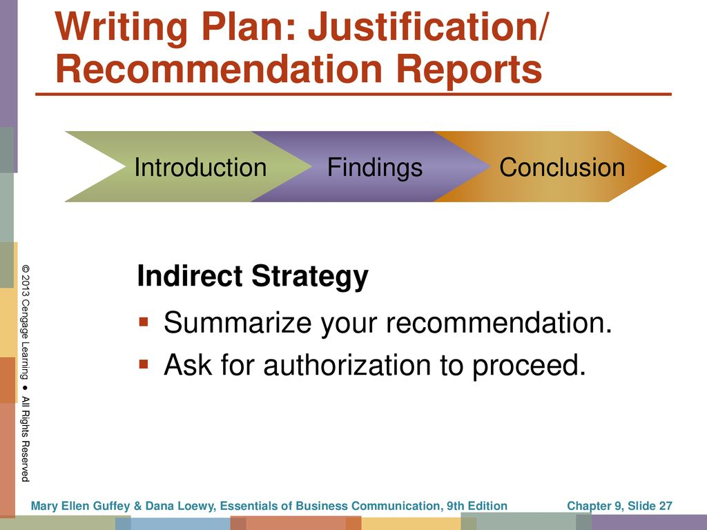 Chapter 9 Informal Reports  - ppt download