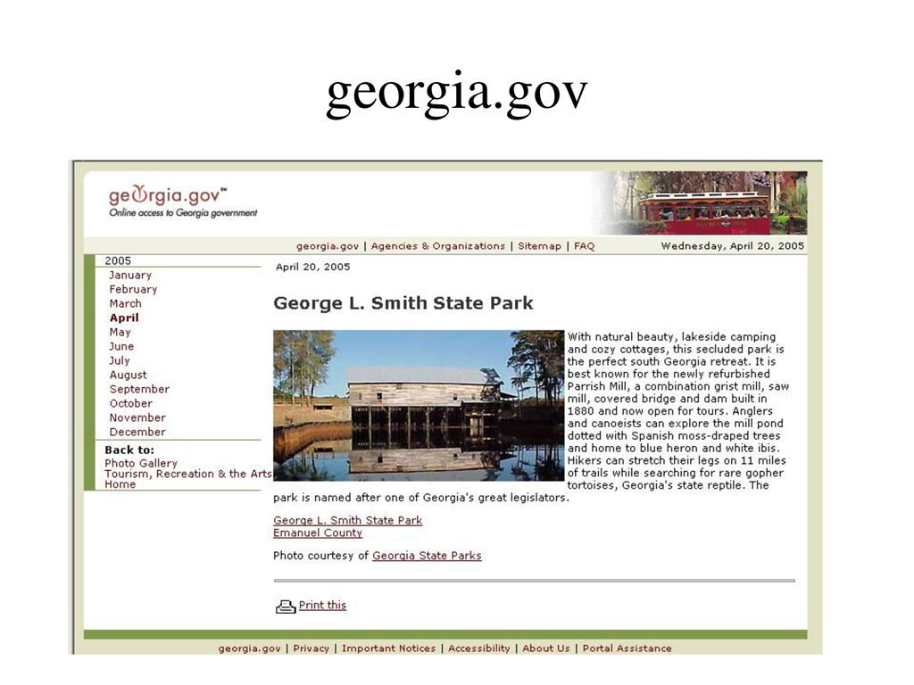 State Research On The Internet Sharon Bradley Reference Faculty Second Circuit Washlaw Web 3 Georgiagov
