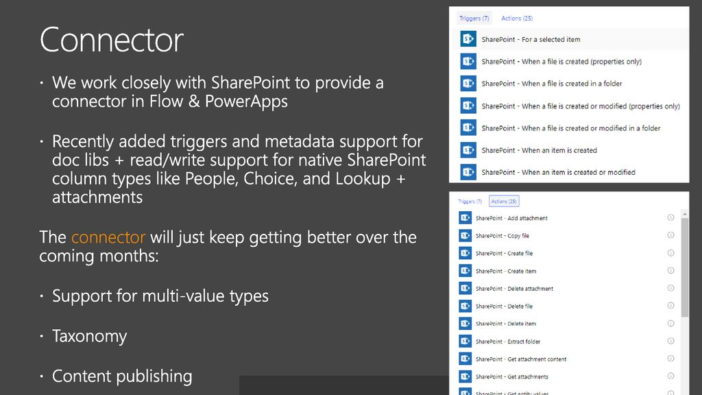Compare SharePoint Designer and Microsoft Flow - ppt download