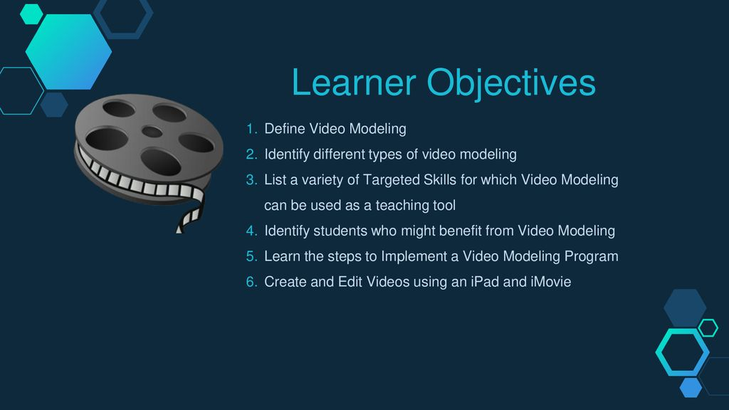 Video Modeling to Teach Just About Anything! - ppt download