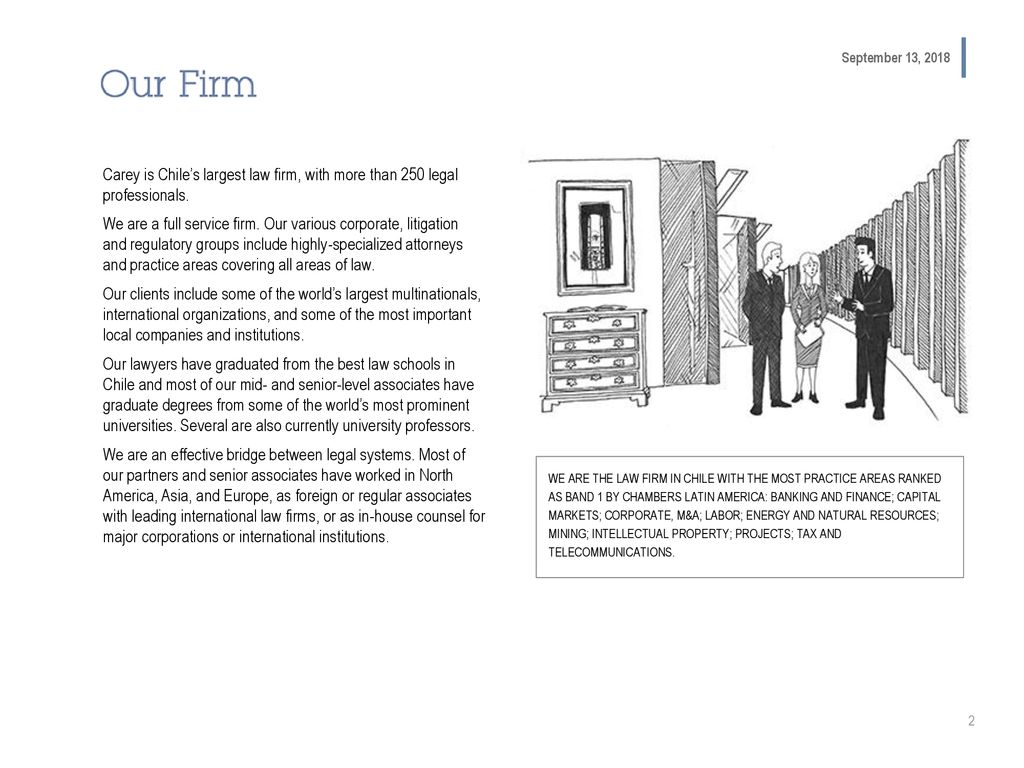 Our Firm  - ppt download