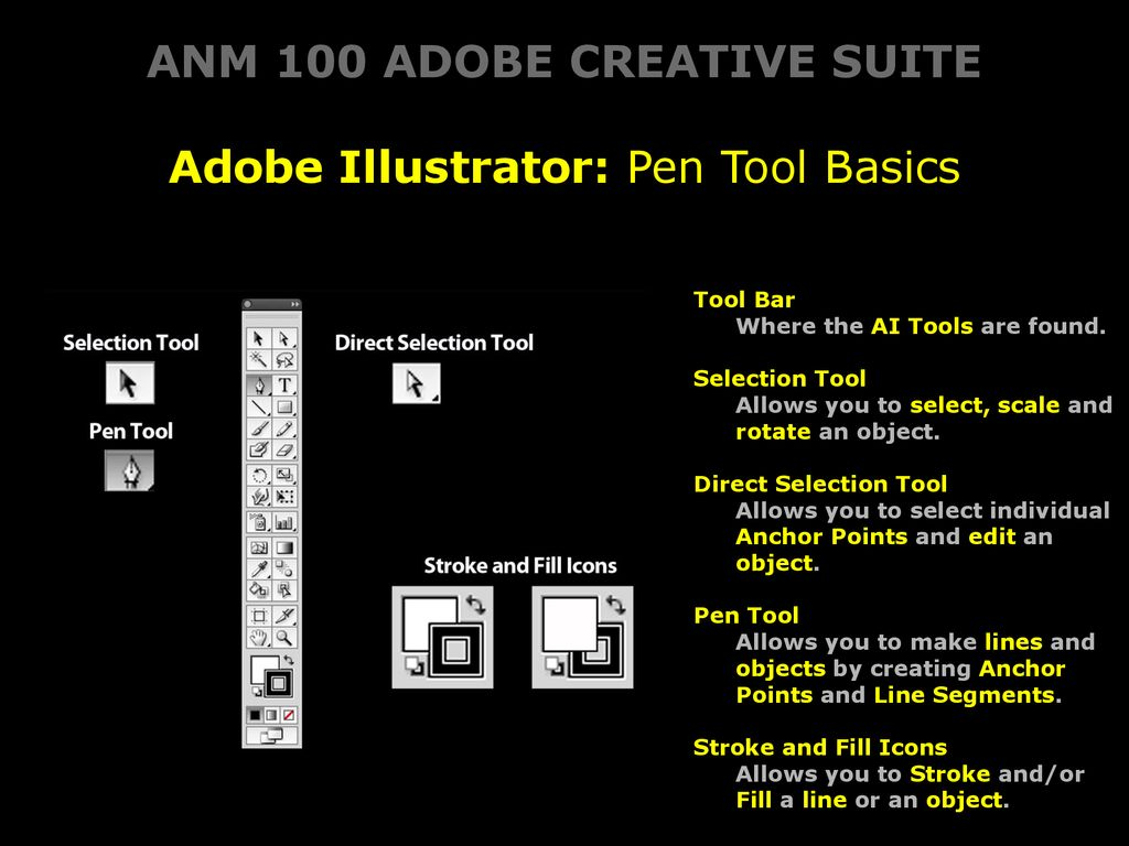 adobe illustrator pen tool fill