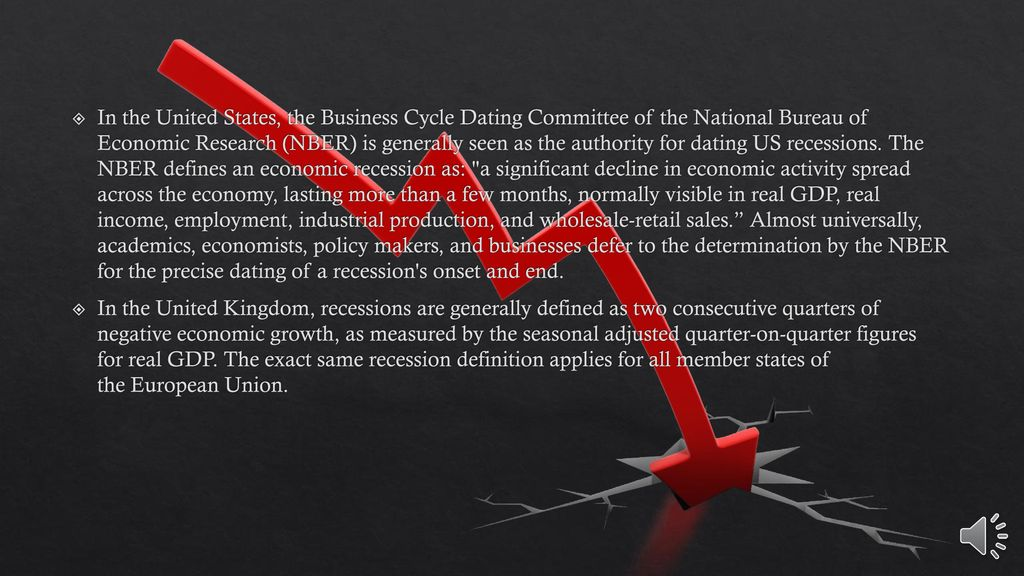 what is the business cycle dating committee of the national bureau of economic research (nber)