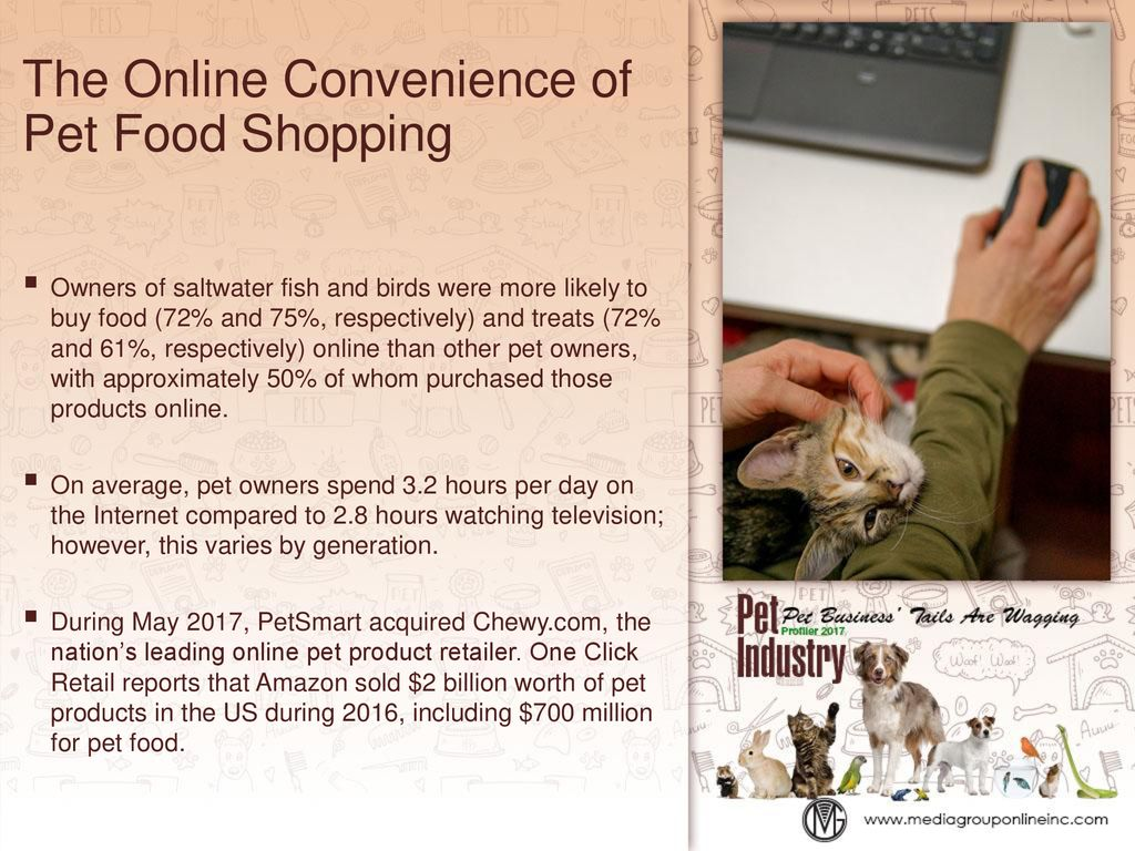 Increased Spending for the Love of Pets - ppt download
